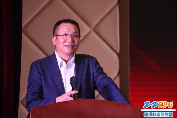 6郑州市教育局党组成员、副调研员王巨涛讲话_副本