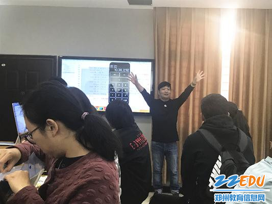 大连市普通高中创新实践高中培训在郑州英语进二中什么机器好学校听图片