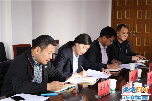 郑州高新区社会事业局办公室有关负责人介绍高新区项目建设情况