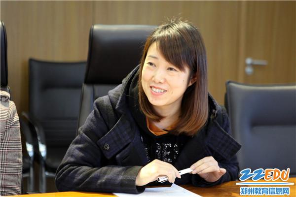 郑州市杰出教师、市终身名师贾颖老师谈如何激发教师专业发展的内源性力量