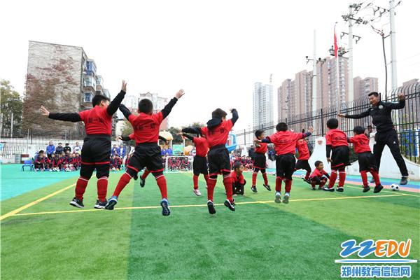 3.足球训练课展示