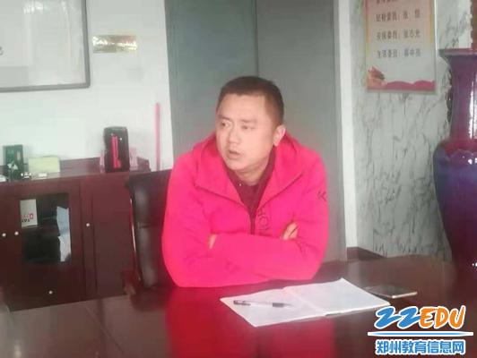 郑州18中副校长倪海军总结
