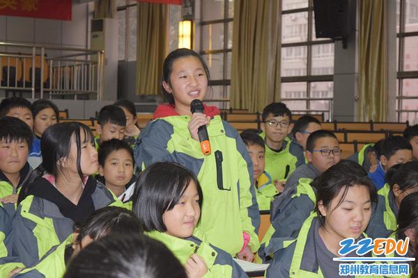 七年级六班学生昌可欣发表自己对环境保护的看法_副本