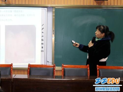 李秀婷医师讲解传染病预防知识