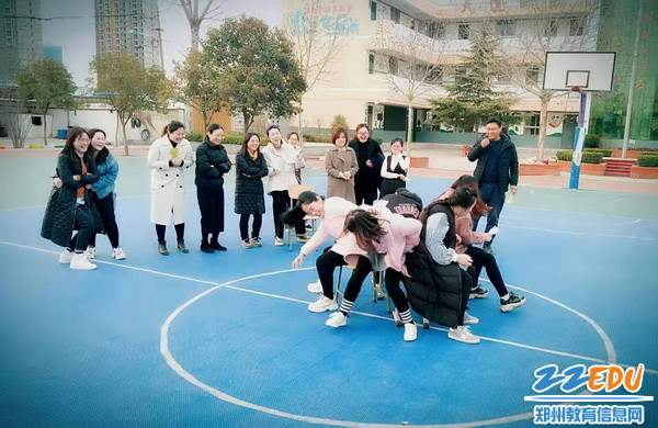 胖庄小学开展 沐浴春风,乐享三八 活动 郑州校园网