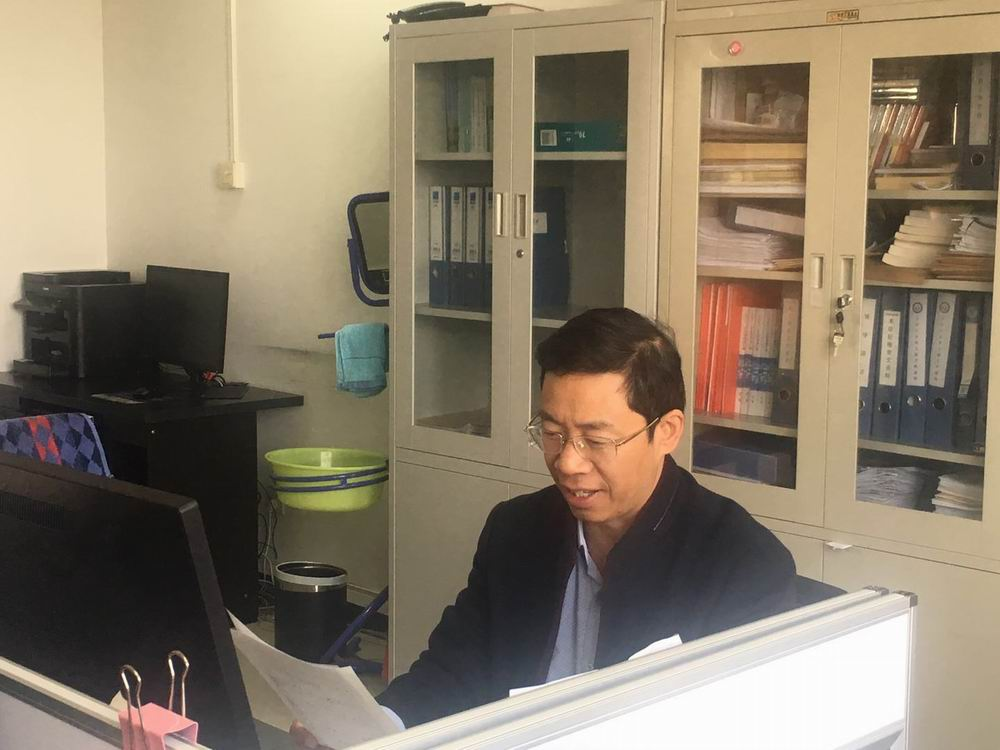郑州四中纪委书记刘金涛交流学习高中李中山市图片