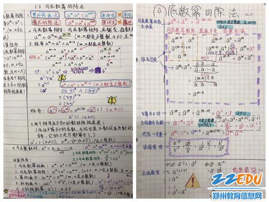 郑州八中学生康奈尔笔记1