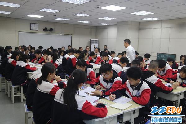 韦德体育任江帆老师上学历案教学展示课