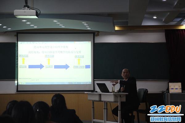 孙琪斌老师讲解提高单元教学设计的四个视角