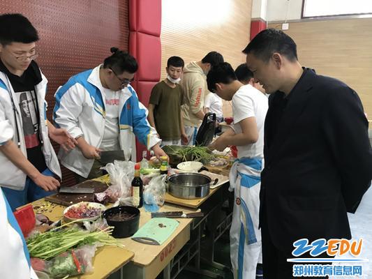 美食节-刘校长1