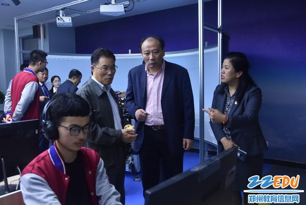 无人机驾驶模拟教室