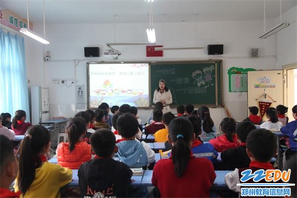 谢子硕老师介绍多鲁乡小学的情况