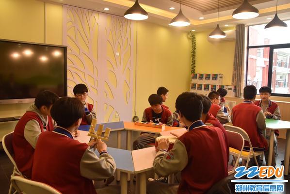 学生团体活动室