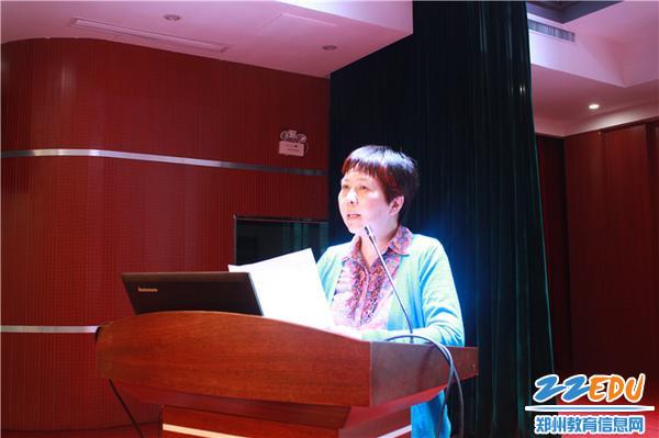 1市教研室刘子涓老师的引领,对于所有参会的老师来说,可真是个幸运幸福的一天!
