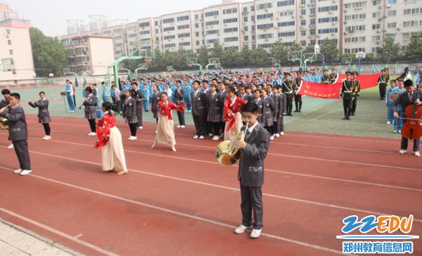 管弦乐与中国风舞蹈