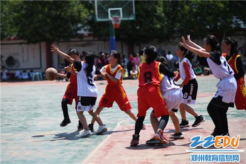 2.小学女子组比赛