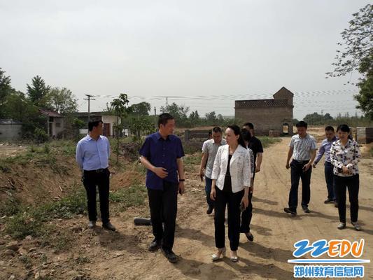 荥阳市副历史任莉v历史京城高中新建项目通高中市长app图片