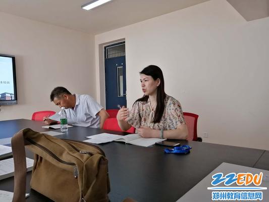 34中教务处陈艳丽主任评课