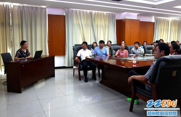2.0内蒙古科右中旗27名教师参观指导