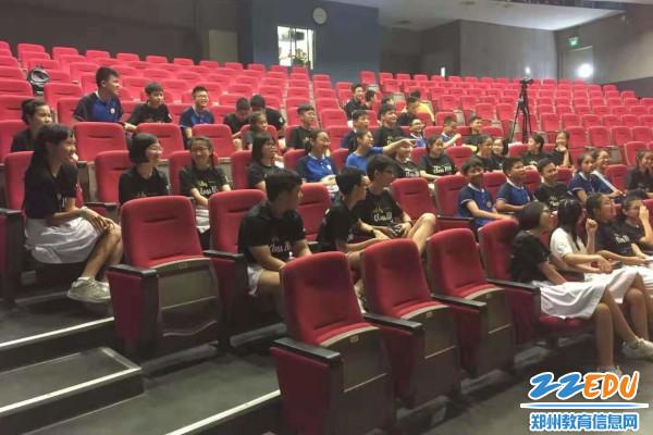 13.与南华中学同学游戏互动