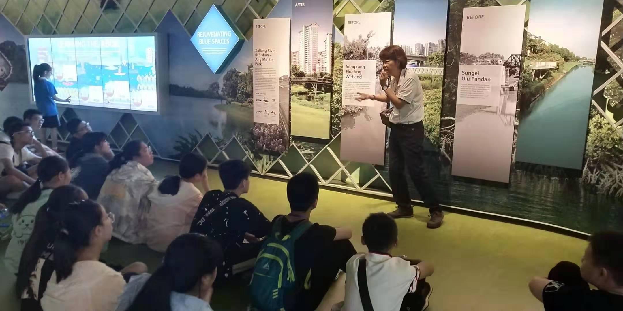 在新加坡科技馆听讲解安人视频教学红眼图恩20攻略图片