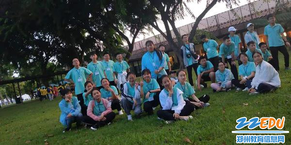 走进新加坡国立大学 (2)