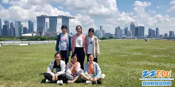参观新加坡国立水厂