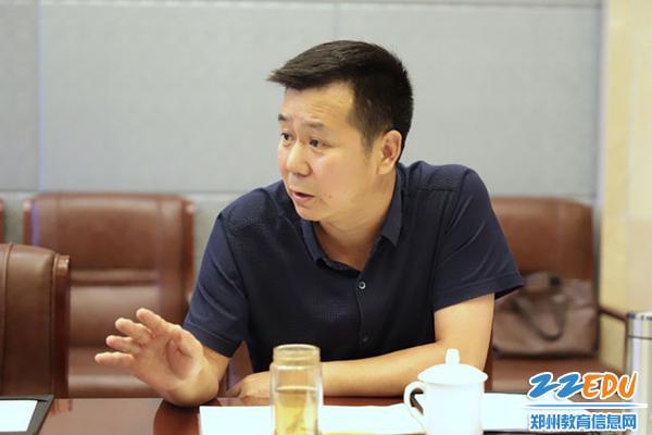 10副校长徐植民点评处室计划