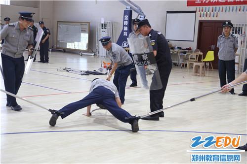 4安保器械培训