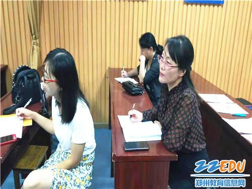 二小校长王燕非常关注心理健康教育