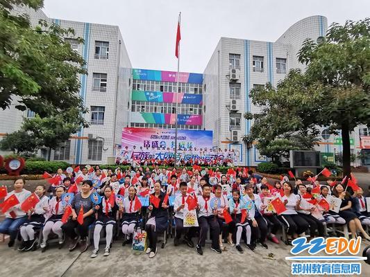 9桐淮小学'话盛会 共成长'我眼中的民族运动会亲子绘画活动