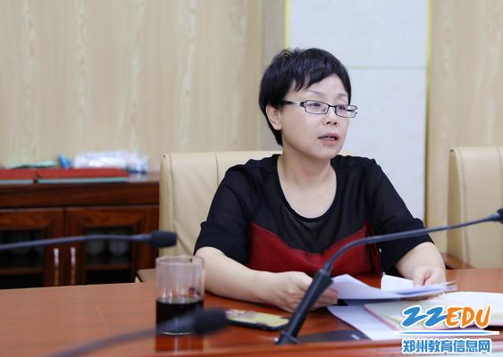 党委书记陈立新传达会议精神部署主题教育活动