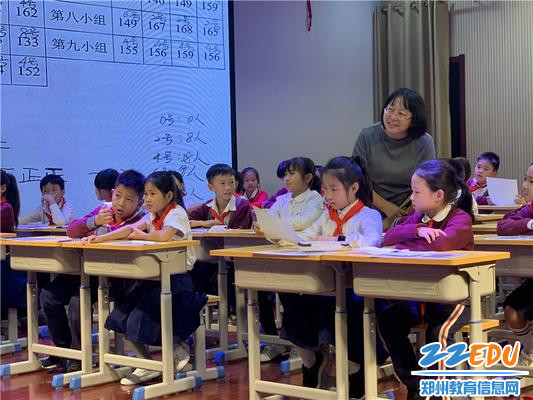 8海淀区数学学科带头人郝晓红老师上课