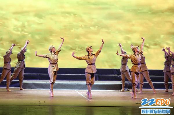 6 舞蹈《我的祖国》