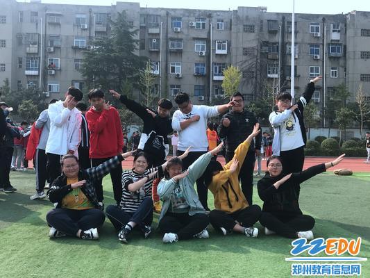 郑州107中学参赛人员
