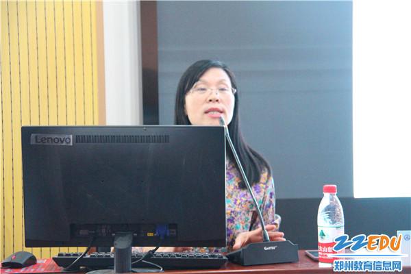 4河南省职业技术教育教学研究室教学部主任杨金栓谈《以技能大赛为引领,推进电工电子类专业教学改革》