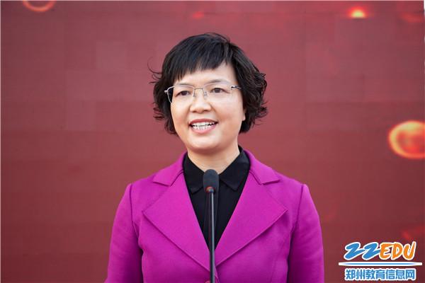 6王丽娟校长发言