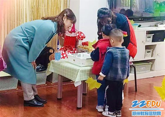 3.5国培教师观摩幼儿活动