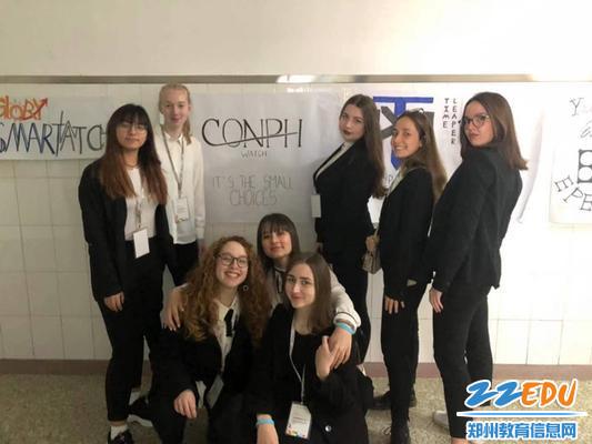 四中国际学生模拟商赛产品设计环节1