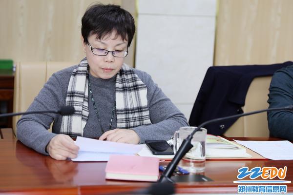 党委书记陈立新总结梳理近期主题教育开展情况