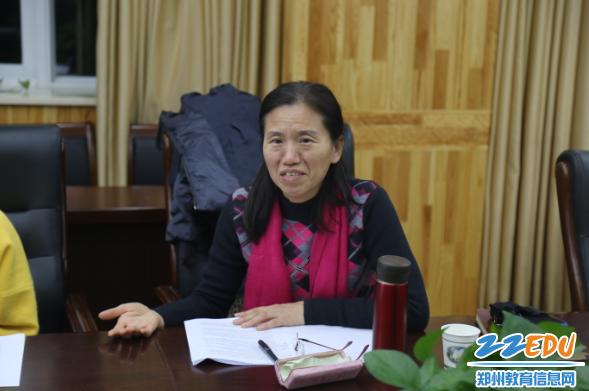 刘筠教授指导和点评