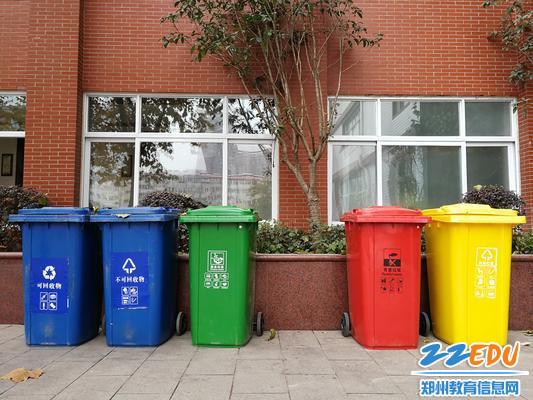 6.将垃圾分类落到实处——垃圾房前垃圾桶 - 副本