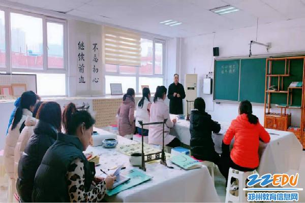 牛永智老师讲解字体的演变历史