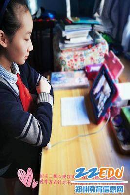 """学生正在认真聆听""""我的姐姐""""为大家分享的调适情绪小妙招"""