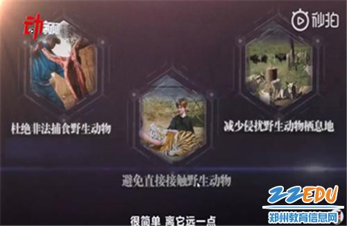 22.郑州市第七初级中学站位学科角度开展生命教育、人与自然等教育