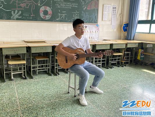 招生火热!直击郑州市第107高级中学艺术后备生考试现场