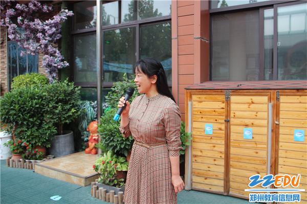 5.園長媽媽叮囑我們,要珍惜我們今天的美好生活,要為自己是一名中國人而驕傲