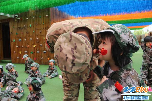 10.悄悄問一聲:怎樣才能成為一名真正的軍人呢?