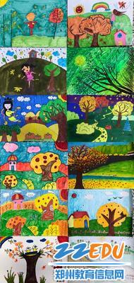 8色彩之中感知秋