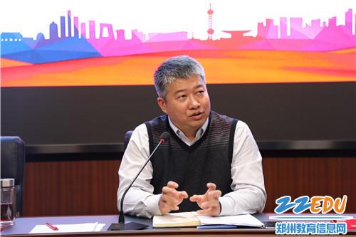 3 校党委书记宋志强要求全体党员以案为戒,深入学习